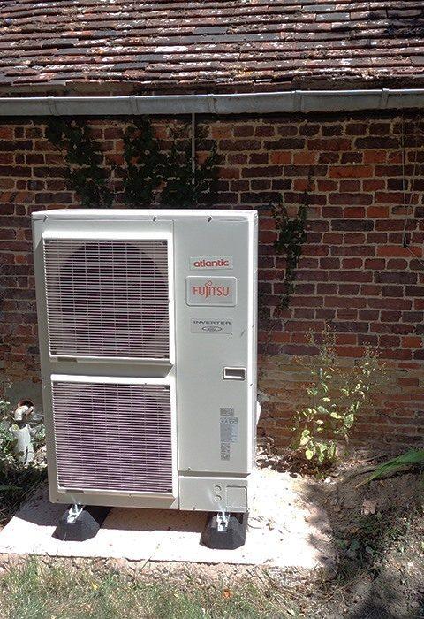 Installation pompe à chaleur Caen